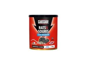 Pat'Appât forte infestation pour rats et souris 150 g