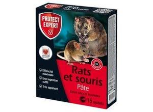 Pâte pour rats et souris 150 g