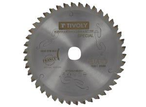 Lame scie circulaire technic multi-diamètre 160X20