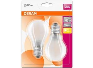 BLI2 Ampoule LED Standard verre dépoli 7W=60 E27 chaud