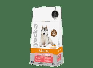 Croquettes Chien Adulte Nutrition Peau Sensible - 12kg