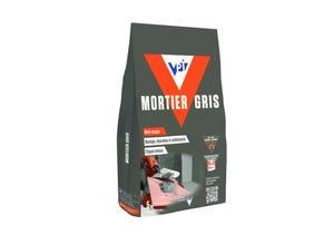 Mortier gris 5 kg