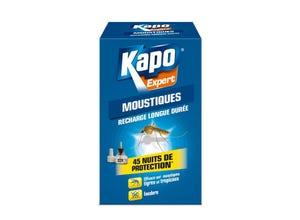 Recharge diffuseur anti moustiques liquide longue durée