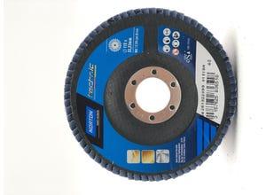 Disque à lamelles fibre tech. norzon 115x22 G40 NORTON