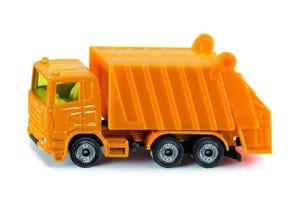 Camion poubelle miniature