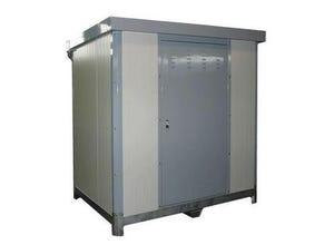 Magasin de stockage PREMIUM 3m² avec 3 étagères