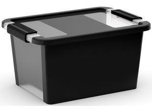Boite de rangement Bi Box S noir