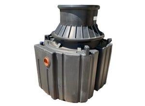 Séparateur d'hydrocarbures 3 L/S - 5 mg/L sans alarme
