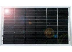 Module solaire 25 W sans support universel