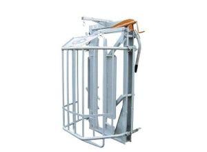 Porte de contention à serrage central CPC1000
