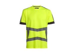 T-shirt ARMSTRONG jaune