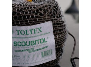 Lien souple extensible Ø 2,5 mm TOLTEX