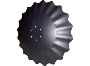 Disque crénelé 520x6 6 trous Bednar