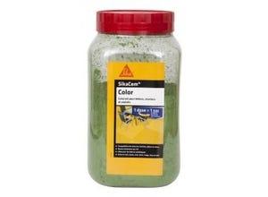 Colorant SikaCem Color vert 900 g