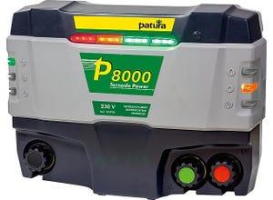 Electrificateur P8000 Tornado Power