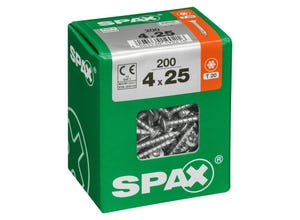 Vis TF TX 4x25 WIROX (x200)