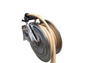 Enrouleur inox flexible 25M 25L/MIN