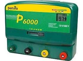 Electrificateur P6000 MaxiPuls