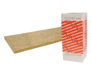 Panneau laine de roche Alpharock 40mm (1350x600)