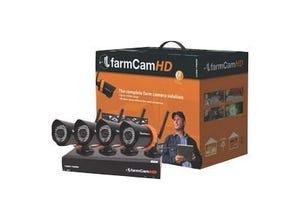 Kit Farm Cam HD + 3 caméras supplémentaires