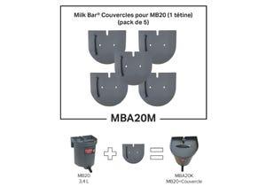 Couvercle Milk Bar® pour MB20 (x5)