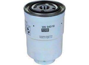 Filtre à carburant VU VUL WK940/16X