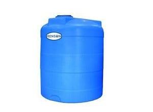 Cuve de stockage d'eau verticale 10000L