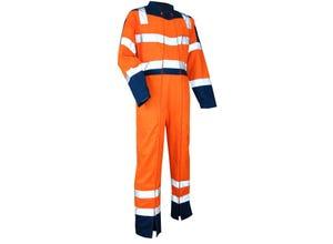 Combinaison vigilance orange