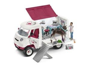 Vétérinaire mobile + poulain