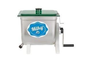 Baratte à beurre Milky 10 L manuelle