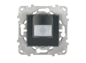 Unica2 détecteur movement tte charge, 3 fils -anthracite