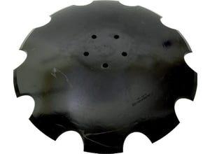 Disque crénelé 520x6 5 trous Horsch