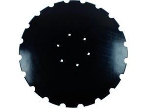 Disque crénelé 510x4 6 trous HE-VA