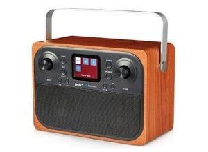 Radio vintage stéréo