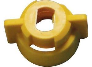 Ecrou 1/4t jaune pour buse XR 10ã20AIXR/TIPS