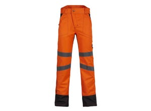 Pantalon BELLUS hv orange