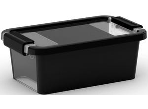 Boite de rangement Bi Box XS noir