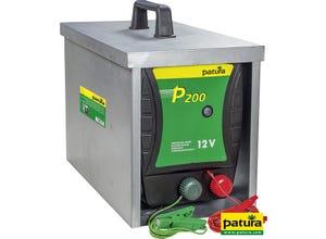 P200 électrificateur batterie 12V PATURA