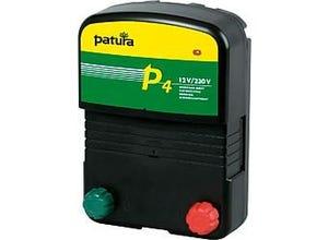 P4 électrificateur combiné 230V/12V