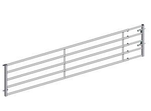 Porte Autolock extensible 5/6 m