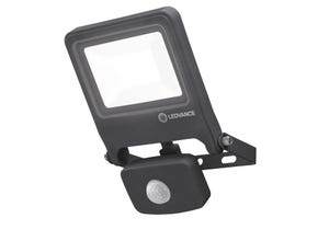Projecteur LED Endura Flood Sensor Ledvance 10W 800 lumens