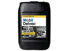 Delvac MX Extra 10W-40 20L