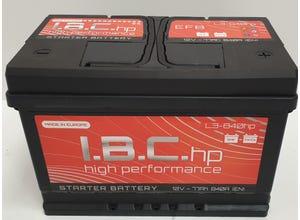 Batterie Start&Stop I,B,C