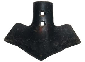 Soc triangulaire 8mm 250mm EA30 2 trous