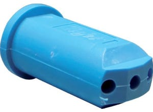 Buse engrais 3 filets SJ3-10-VP bleue