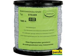 Fil plastifié spécial transparent 1000m âme en nylon