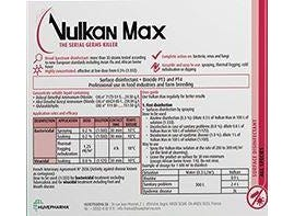 Vulkan Max 200 L