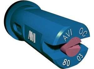 Buse AVI-OC 8003 bleue