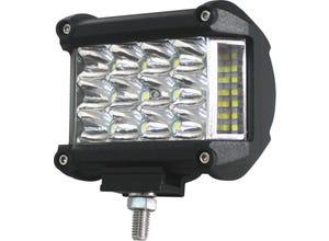 Phare de travail LED 90 x 90 mm