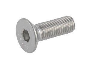 Vis métal Tête Cylindrique Acier inox A2 6P creux M8X 30